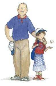 Betsy and Grandpa