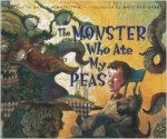 monster who ate peas cover