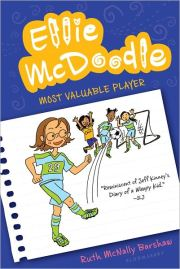 Ellie McDoodle book cover