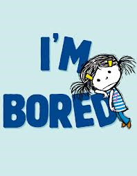 Title: I'm Bored Author: Michael Ian Black Illustrator: Debbie Ridpath Ohi Genre: Picture book Ages: 3-8